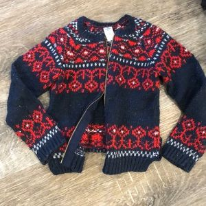 Oshkosh knitted sweater